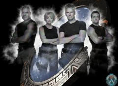 Wallpapers TV Soaps stargate sgc