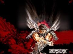Fonds d'écran Manga Ruthay Berserk 06