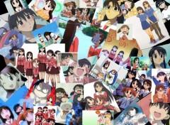 Fonds d'écran Manga fusion