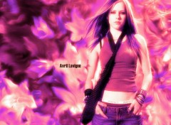 Wallpapers Music /avril/