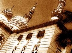 Fonds d'écran Art - Numérique Islam Art