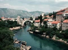Wallpapers Trips : Europ Mostar pre rata
