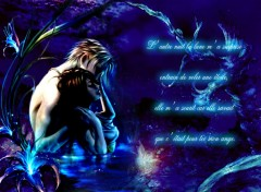 Wallpapers Video Games Tidus et Yuna