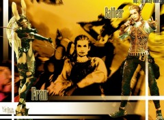 Wallpapers Video Games Fran et Balflear
