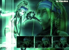Wallpapers Video Games Rikku