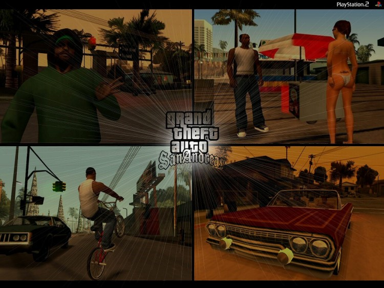 gta san andreas wallpapers. Wallpapers Video Games Gta San