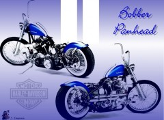 Wallpapers Motorbikes Bobber Panhead