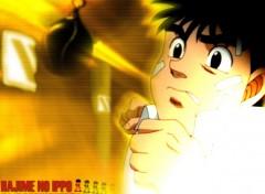 Fonds d'écran Manga Ruthay Hajime No Ippo 11