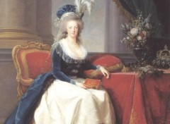 Wallpapers Art - Painting Marie-Antoinette