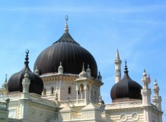 Wallpapers Constructions and architecture masjidzahir