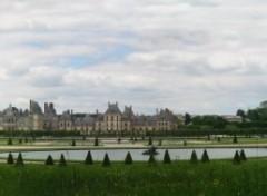 Wallpapers Trips : Europ Chateau de fontaibleau
