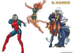 Wallpapers Comics X-Women