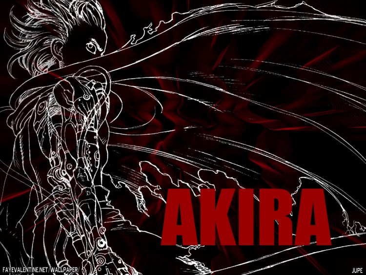 Fonds d'écran Manga Akira akira