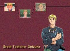 Wallpapers Manga Eikichi Onizuka (GTO)