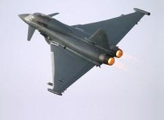 Fonds d'écran Avions Eurofighter Typhoon