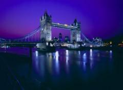 Fonds d'écran Voyages : Europe tower bridge
