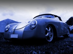 Wallpapers Cars Réplique 356 Speedster