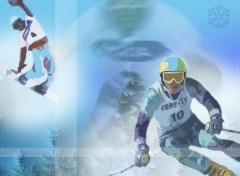 Fonds d'écran Sports - Loisirs snow
