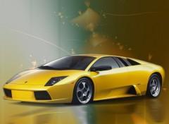 Fonds d'écran Voitures yellow