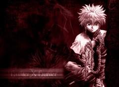 Fonds d'écran Manga killua 02