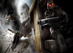 Wallpapers Video Games Killzone invasion