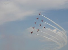 Wallpapers Planes Red Arrows