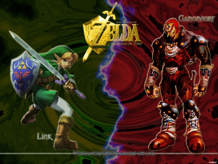 Fonds d'écran Jeux Vidéo Zelda Ocarina of time