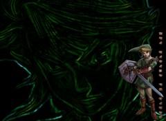 Fonds d'écran Jeux Vidéo Legend of Zelda 02