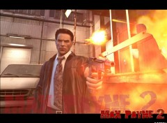Wallpapers Video Games Max payne 01