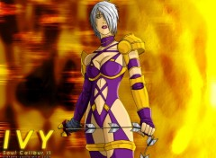 Wallpapers Video Games Ivy soul calibur 2