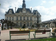 Wallpapers Trips : Europ Hotel de ville- Limoges