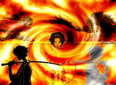 Fonds d'écran Manga Samurai Mugen