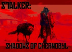 Wallpapers Video Games Syalker shadows of chernobyl