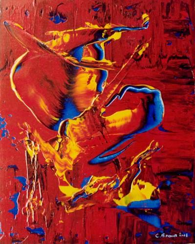 Fonds d'écran Art - Peinture Abstrait Wallpaper N°77395