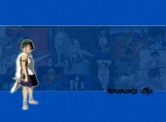 Fonds d'écran Dessins Animés Mononoke Hime