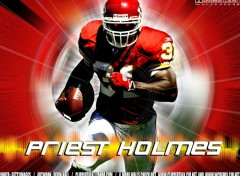 Wallpapers Sports - Leisures Priest Holmes