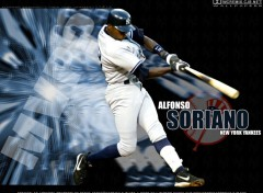 Wallpapers Sports - Leisures Alfonso Soriano