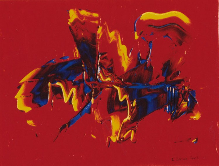 Fonds d'écran Art - Peinture Abstrait Wallpaper N°77732