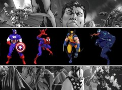 Wallpapers Comics Super Heroes