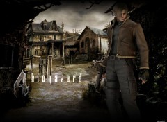 Wallpapers Video Games Resident Evil 4 - 01