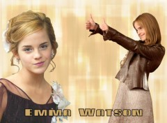 Fonds d'écran Célébrités Femme Emma Watson