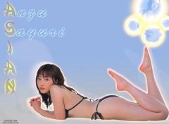 Fonds d'écran Célébrités Femme Sayuri Anzu