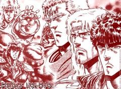 Fonds d'écran Manga Ruthay Ken 05