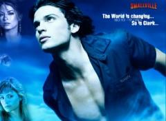 Fonds d'écran Séries TV Smallville Saison 4