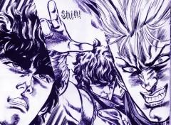 Fonds d'écran Manga Ruthay Ken 06