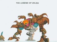 Fonds d'écran Art - Crayon la legend de zelda