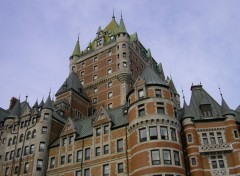 Wallpapers Trips : North America Château Frontenac