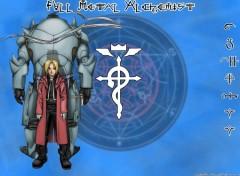 Fonds d'écran Manga Alchemist