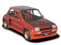 Fonds d'�cran Voitures Renault 5 GT TURBO