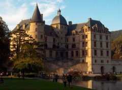 Wallpapers Constructions and architecture chateau de vizille
